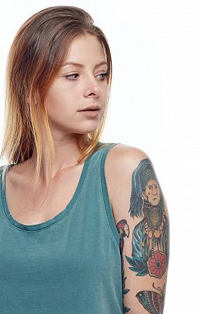 VESTIDO REGATA FEMININO STONE